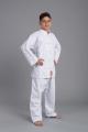 Phoenix Kung Fu Shaolin II uniforma balta