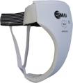 SMAI Karate cirkšņu aizsargs balts sievietēm (W)