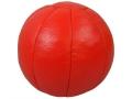 Phoenix medicīnas ādas bumba 3kg sarkana