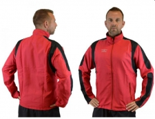 Phoenix prezentācijas jaka sarkana/melna (W)