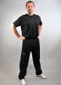 PHOENIX Sweater treniņbikses melnas
