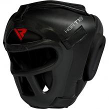RDX Zero Impact Grill -X Leather HGR-T1B melna aizsargķivere