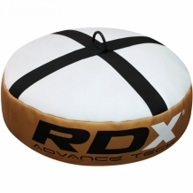 RDX ātrumbumbas atsvars balts/zelta (X)