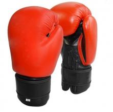 Phoenix boksa cimdi sarkani/melni (W)