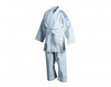 Adidas Judo Kimono Kid Evolution ar jostu balts