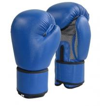 Phoenix Carbon Optic boksa cimdi zili/pelēki