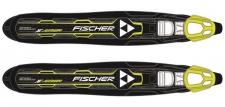 Fischer XC-BINDING XC JUNIOR NIS BLACK stiprinājumi (W)