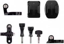 GoPro EXPANDED BAG OF MOUNTING OPTIONS stiprinājumi