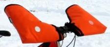 Raval stūres cimdi oranži (S)
