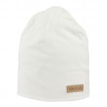 BULA kokvilnas cepure, balta (X)