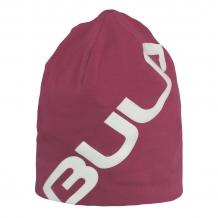 BULA cepure ar uzrakstu, rozā (X)