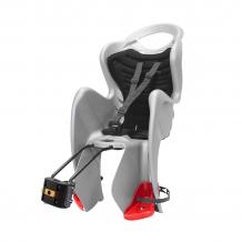 Belleli Mr. Fox Standart B-Fix bērnu sēdeklis sudraba/melns (W)