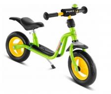 Puky LR M Plus bērnu līdzsvara velosipēds (skrejritenis) zaļš (4073)