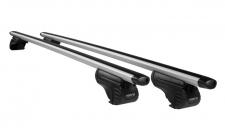 Hapro Cronos 2.0 Aluminium jumta bagāžnieks.(HACA125) (W)