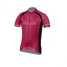 Focus RC LTD velokrekls sarkans/melns (W)