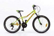 Kenzel Roxis SF velosipēds gaiši zaļš