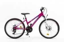 Kenzel Vulcano 300 meiteņu velosipēds rozā