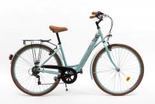 Kenzel Corso velosipēds tirkīza zils