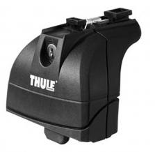 Thule Rapid Fixpoint XT Thule atbalsta pēdas (4gab.) (69-753) (W)
