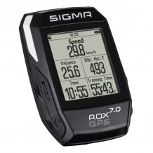 Sigma ROX 7.0 GPS velodators melns (01004)