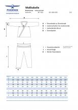 Phoenix Basic Edition Taekwondo doboks