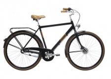 Kenzel Monterrey 3 ātr.velosipēds melns/brūns