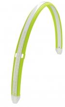 Scott 216000-1050 dubļusargu komplekts balts/zaļš, 28
