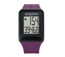 Sigma iD.GO pulsomters plūmju krāsā