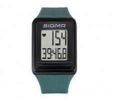 Sigma iD.GO pulsometrs zaļš