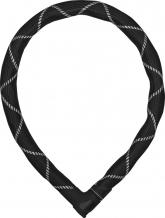 Abus Iven Steel-O-Flex 8200/110 saslēdzējs melns
