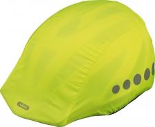 Abus universāla lietus cepure- ķiveres pārvalks elektrodzeltenā krāsā