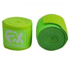 Phoenix PX boksa saites neona zaļas