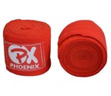 Phoenix PX boksa saites 350cm sarkanas
