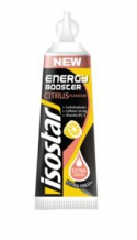 Isostar Energy Booster Liquid Citrus Caffeine želeja 29ml