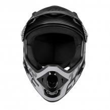 Force Tiger Downhill aizsargķivere melna matēta