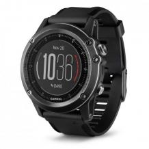 Garmin Fēnix 3 Sapphire HR GPS sporta pulkstenis pelēks/melns (010-01338-71)