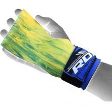 RDX NEOPRENE LIFTING STRAP NO-SLIP WRIST PALM SUPPORT multi blue