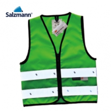 Salzmann atstarojošā veste bērniem zaļa