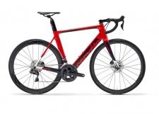 Cervelo S3 Disc Ultegra DI2 8070 šosejas velosipēds sarkans/zils (2018.gada modelis)