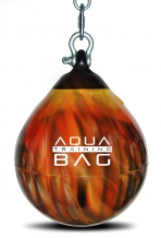 Aqua Bag Headhunter Training 16 kg boksa maiss oranžs