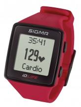 Sigma iD.LIFE pulsometrs sarkans (24620)