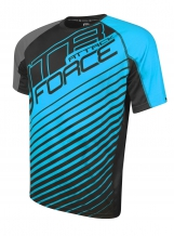 Force MTB Attack velo krekls zils/melns (W)