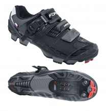 Force MTB Hard kurpes melnas