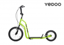 Yedoo Four 04 skrejritenis zaļš