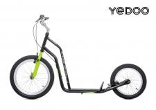 Yedoo Mezeq skrejritenis melns/zaļš