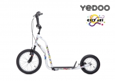 Yedoo City Special Edition (Art) skrejritenis