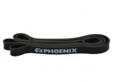 Phoenix fitnesa gumija melna
