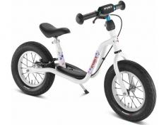 Puky LR XL bērnu līdzsvara velosipēds (skrejritenis) balts (4077)