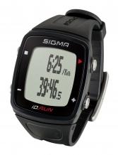 Sigma iD.RUN sporta pulkstenis melns (24800)