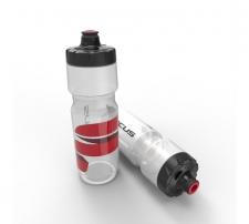 Focus Autotank XL 750ml pudele caurspīdīga/sarkana